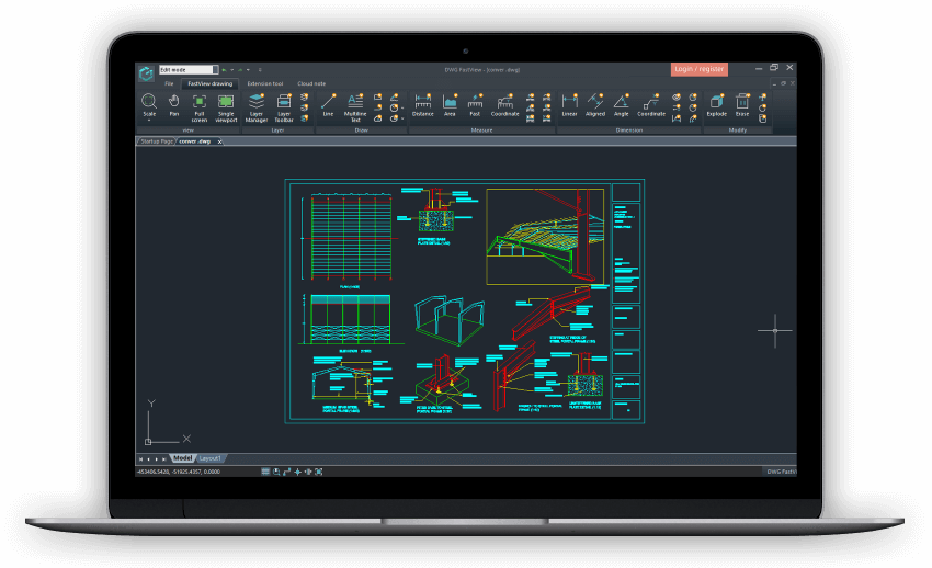 Dwg Fastview For Pc Windows Cad Viewer Editor Dwg Fastview